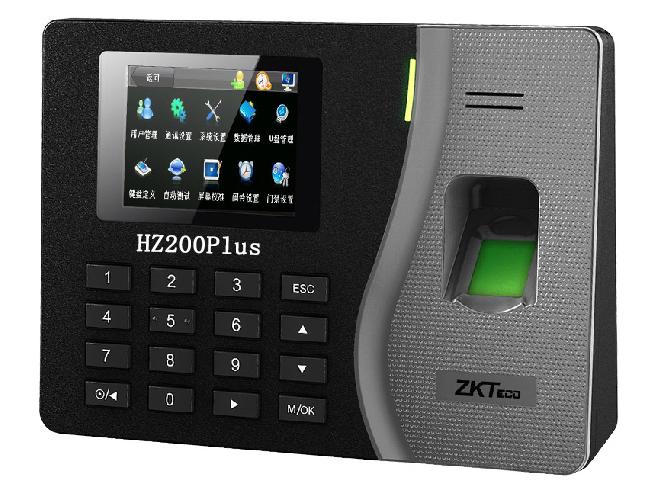 济南中控智慧HZ200Plus考勤机