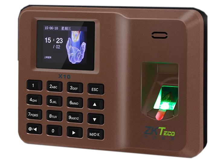 中控智慧X10指纹考勤机