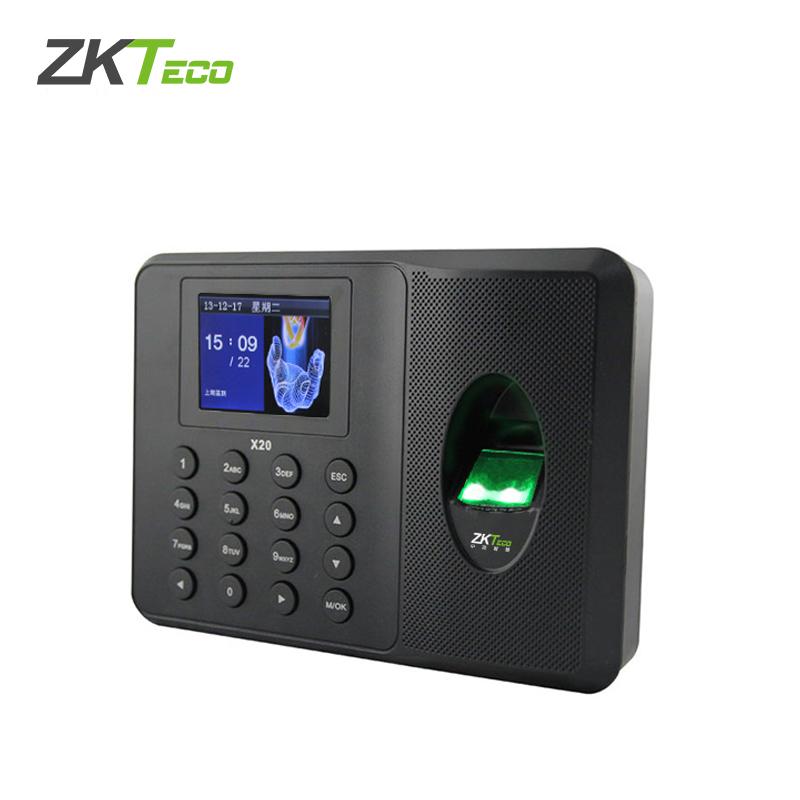 济南ZKTeco熵基X20考勤机