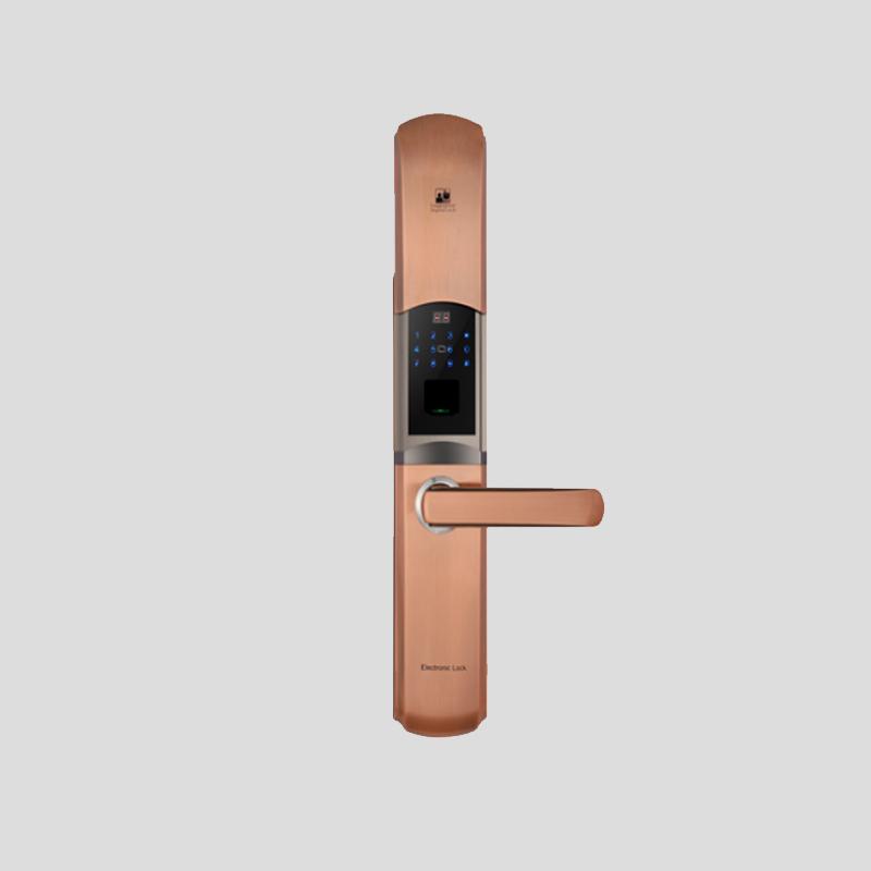 济南开尔瑞密码锁指纹锁CK-5168